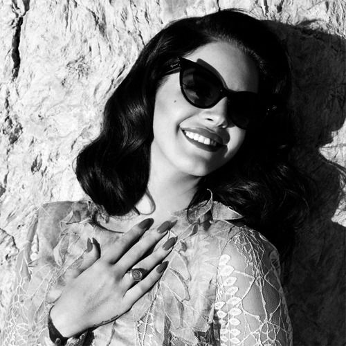 Lana Del Rey - TV In Black & White | My Life Needs a ...