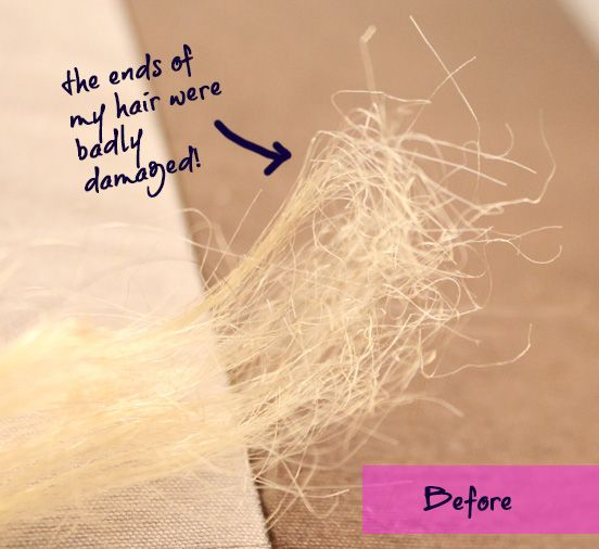 damaged dry hair How to Deep Condition and Get Shiny Hair in 3 hours! DIY Hair Remedy