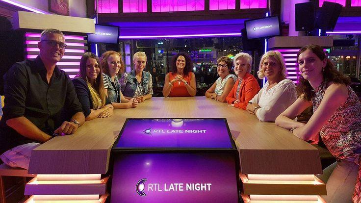 Dinsdag 26 juli waren er een aantal lange mensen te gast bij RTL Late Night. In de uitzending ontvingen Jaap Jan van der Wal en Peter van der Voorst de 221 cm lange Rob Bruintjes en de 193 cm lange..