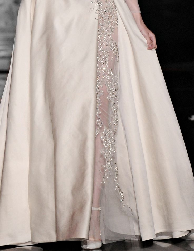 whore-for-couture: 130186: Elie Saab Haute... | Vogue is Viral