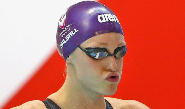 Fran Halsall's Rio 2016 Olympic spot in balance despite winning 50m freestyle in Glasgow