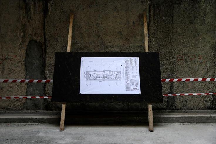 """Ξενάγηση στον σταθμό """"Ευκλείδης"""" του Μετρό Θεσσαλονίκης"""
