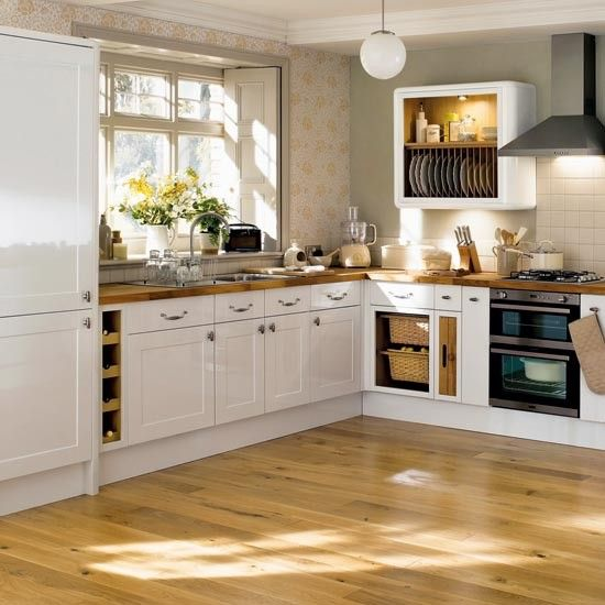 L Shaped Kitchen Cabinet Ideas: 1000+ Ideas About L Shaped Kitchen Designs On Pinterest