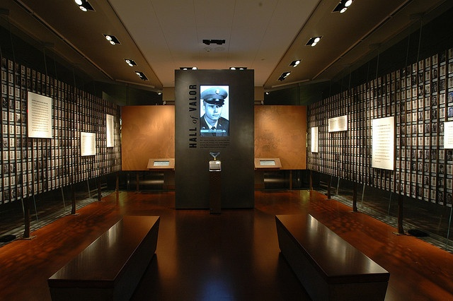 National Infantry Museum—Hall of Valor, via Flickr.
