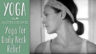 Nyak lazítása – Jóga gyakorlat http://www.csaladapa.hu/egeszseg/sportolas/nyak-lazitasa-joga-gyakorlatok-1/