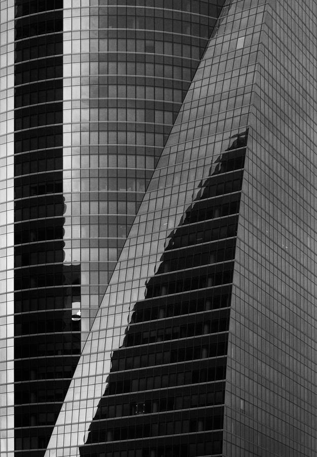 Torre Espacio, Madrid. By Gonzalo Ramos