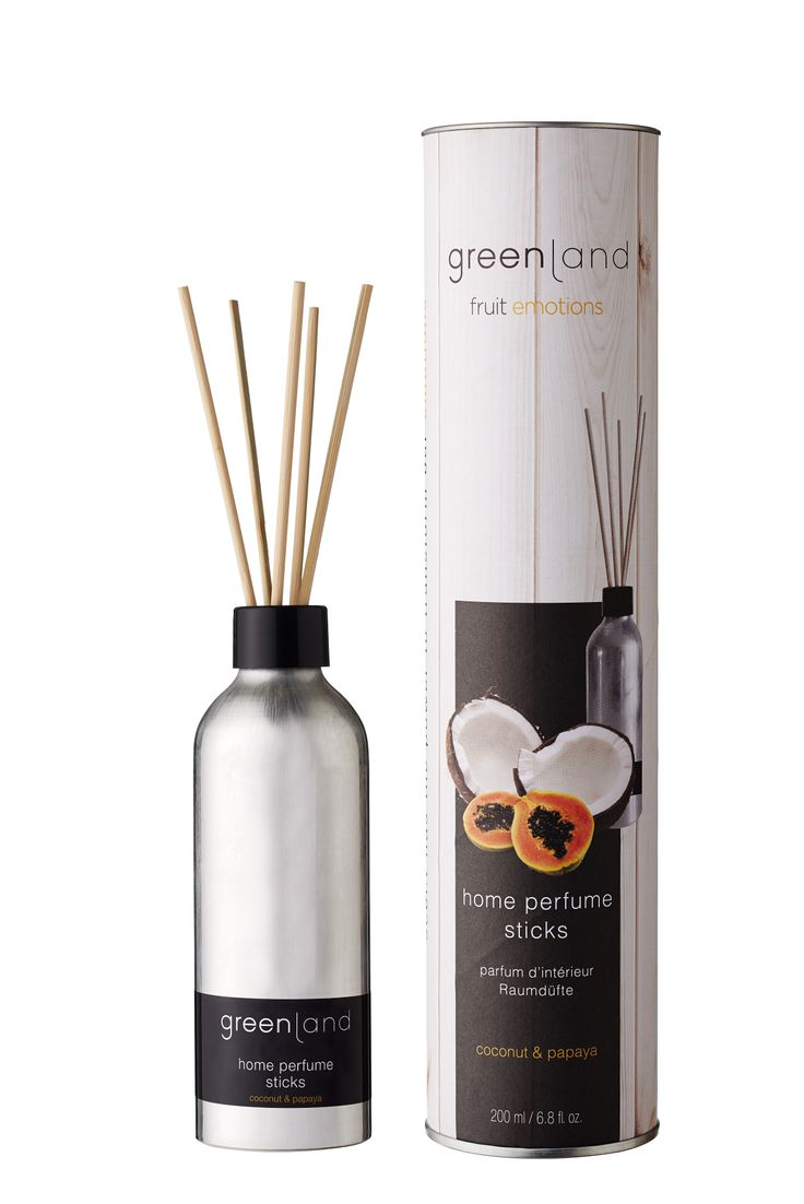 Home Perfume diffuser with a scent combination of Coconut and Papaya. For an ultimate relaxation experience in your home.