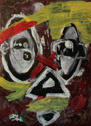 In Wonder (ART ID# 7571) by Koos De Wet