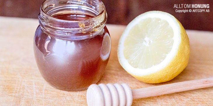 Tona / ljusa håret med honung
