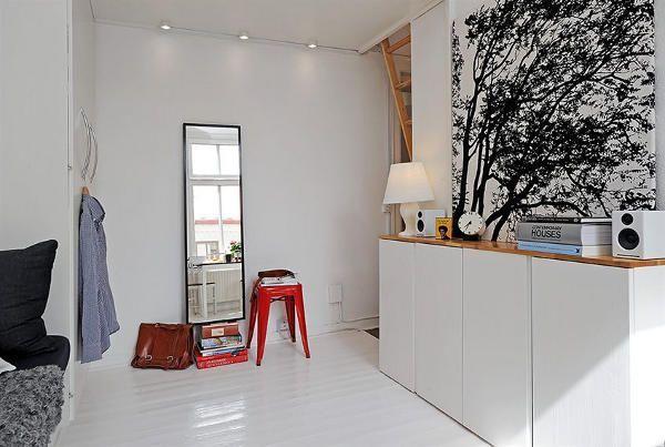 17 sq m apartment