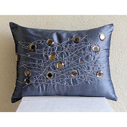 Designer Blue Lumbar Pillow Cover, Crystals Medallion Lum... https://www.amazon.com/dp/B00VDDN0N2/ref=cm_sw_r_pi_dp_x_UmFdybWP5DB44