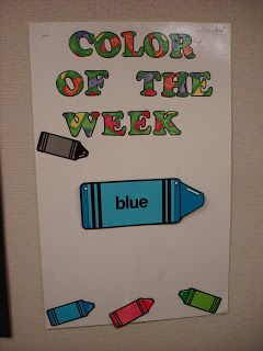 Mrs. Karen's Preschool Ideas: B Week