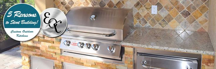 Outdoor Kitchens are becoming a normal addition to the American home. They are considered an extension of the indoor residence, acting as a place to grill, dine, and socialize. This isn't something new though; Mediterranean people have been doing this for hundreds of years. In all actuality, it...