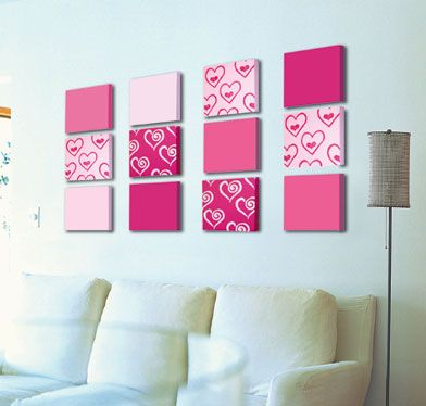 Canvas Design Ideas