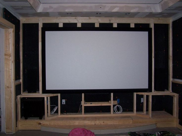 Show us your screen walls - AVS Forum | Home Theater Discussions And Reviews