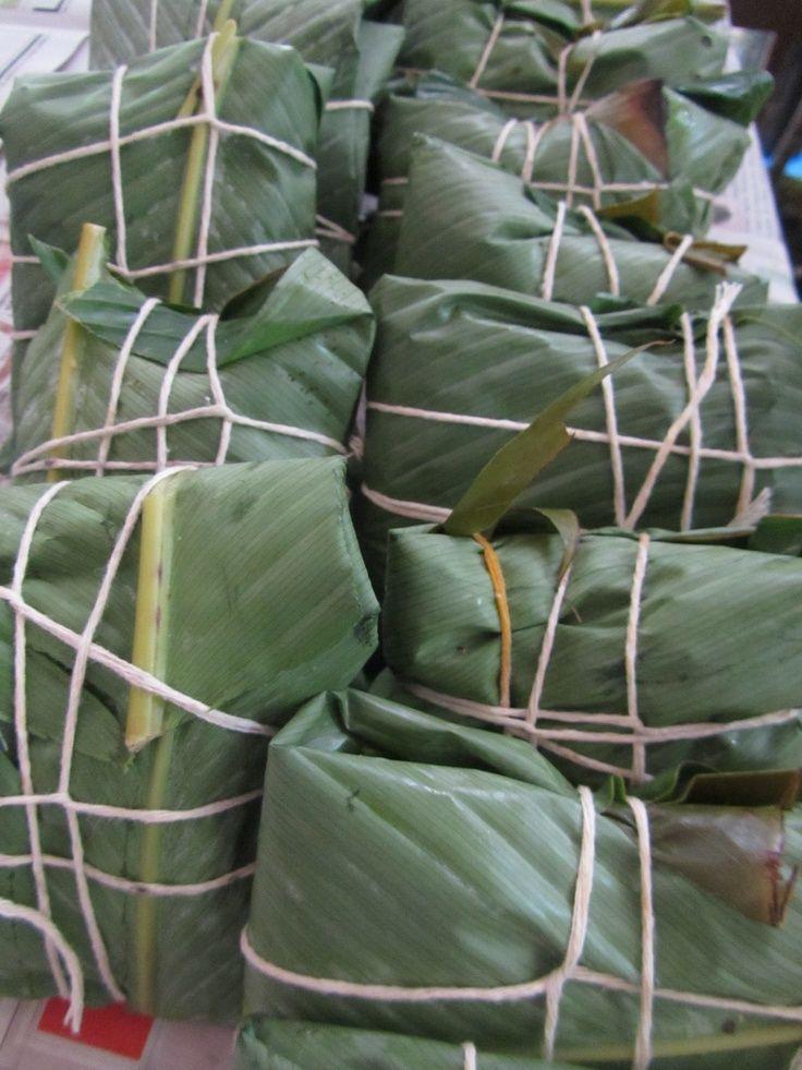 Panamanian Tamale #Recipe