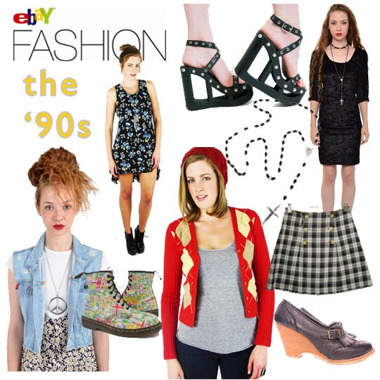 The Best 39 90s Trends To Buy Vintage On Ebay 90s Fashion Ebay And Fashion
