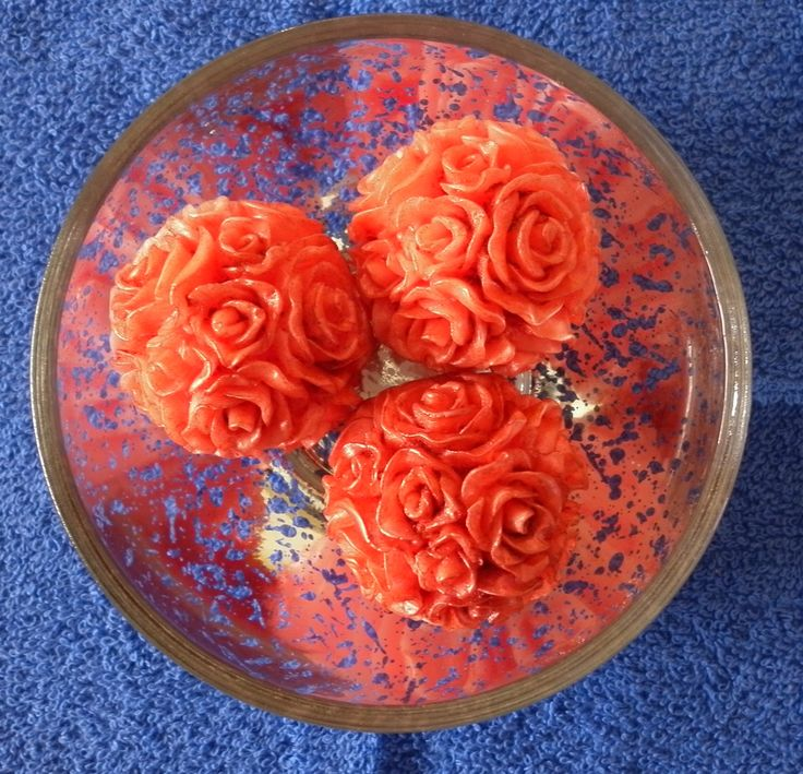Rose Balls !