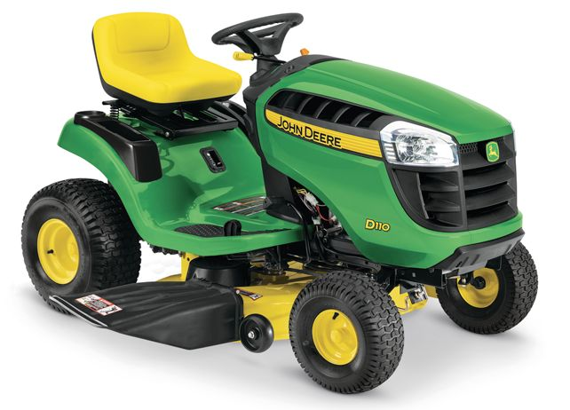 A classic gift for a classic man. This John Deere tractor is a great option if you're wanting to go in on a gift with other family members. It's a high price point, but it will be the riding mower of your dad's dreams. He'll love it so much, you might not be able to pull him off of it.