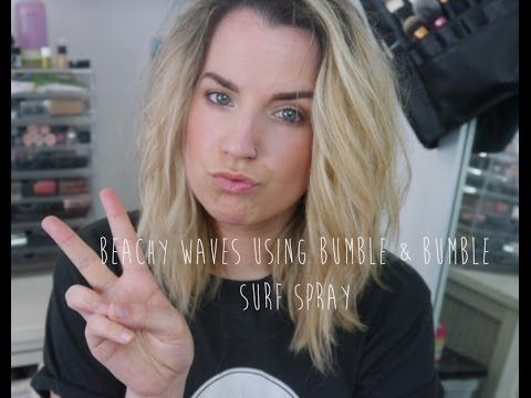 I think Surf Spray is a tough product to get to grips with so here's how I like to use it to get that laid back, california babe wave and texture - hope you ...