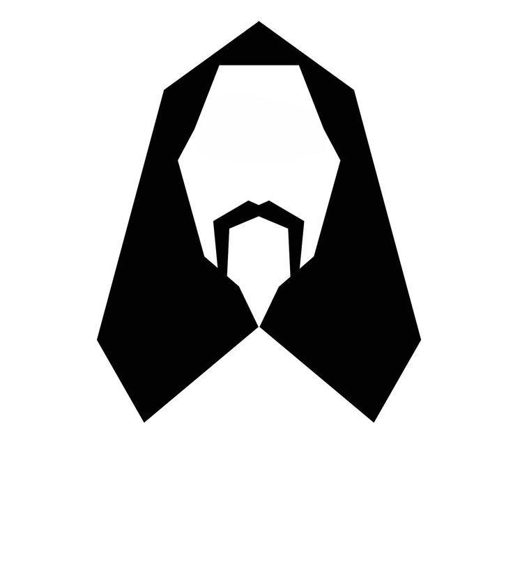 Portraits, design, stylizedportraits, stylized, art, pictogram, siluet, face, portrait arts… バリスマンコ Barış Manço.