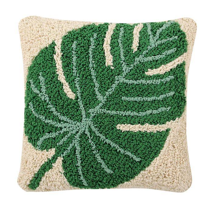 NEW Cushion Monstera #washablecushions #lorenacanals #cushions #accesories #plants