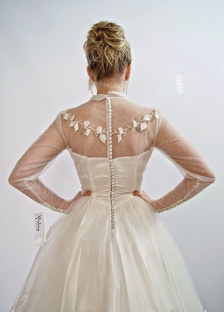 636 best xtabay vintage bridal salon images on pinterest for Portland wedding dress shops
