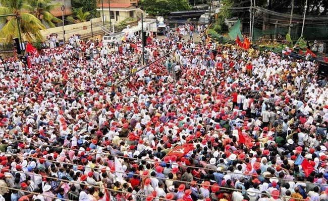 #LDF manifesto promises more jobs in #Kerala ... #KeralaElection #AssemblyElection2016