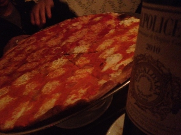 think all Valpolicella is Bolla-boring? This light-bodied, fruity Brigaldara was perfect with Rubirosa's intensely flavorful, thin-crust vodka pizza in NYC
