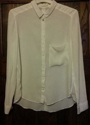 Kup mój przedmiot na #vintedpl http://www.vinted.pl/damska-odziez/koszule/17307576-biala-koszula-bershka-mgielka