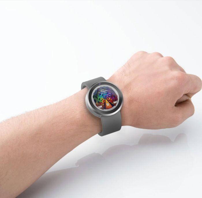 iWatch proposal: iCom by Timur J Pinar at Coroflot.com