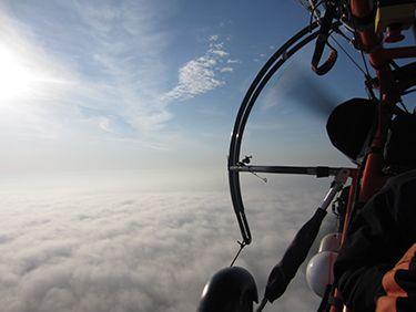 60 Min. Trike Rundflug Taucha #Fallschirm #Abenteuer #Geschenk