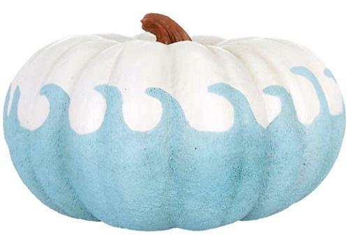 Artificial Beach Wave Pumpkin   on Sale