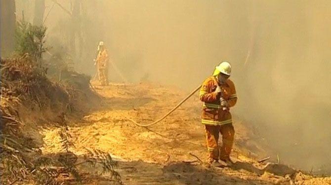 Door de opwarming van de aarde kent Australië als maar meer droogtes en bosbranden. Dit jaar zijn ze er vroeger dan normaal aangezien het nog maar lente is.