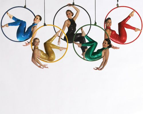 Olympics-themed