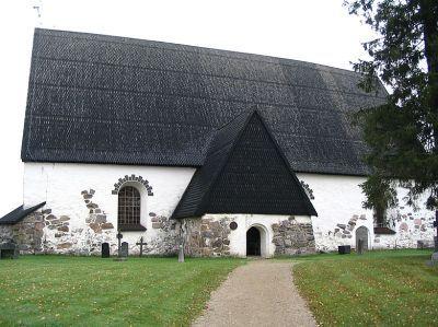 Isonkyrön kirrko, 1500-luku
