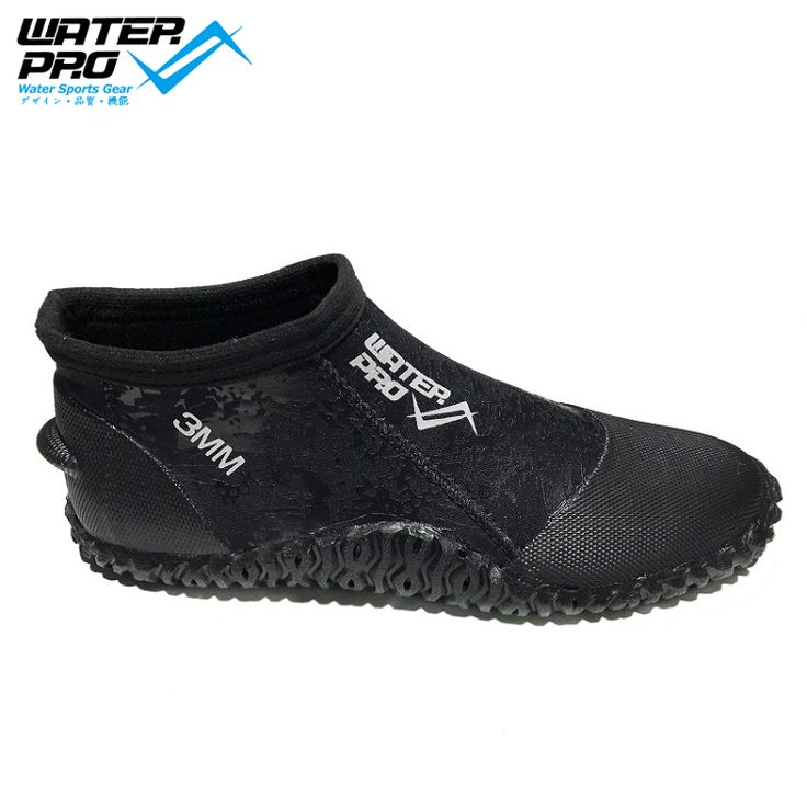 Water Pro Dive Boot  3mm Water Boots Rubber Boots for Water Sports Snorkeling Diving Adult&Kids