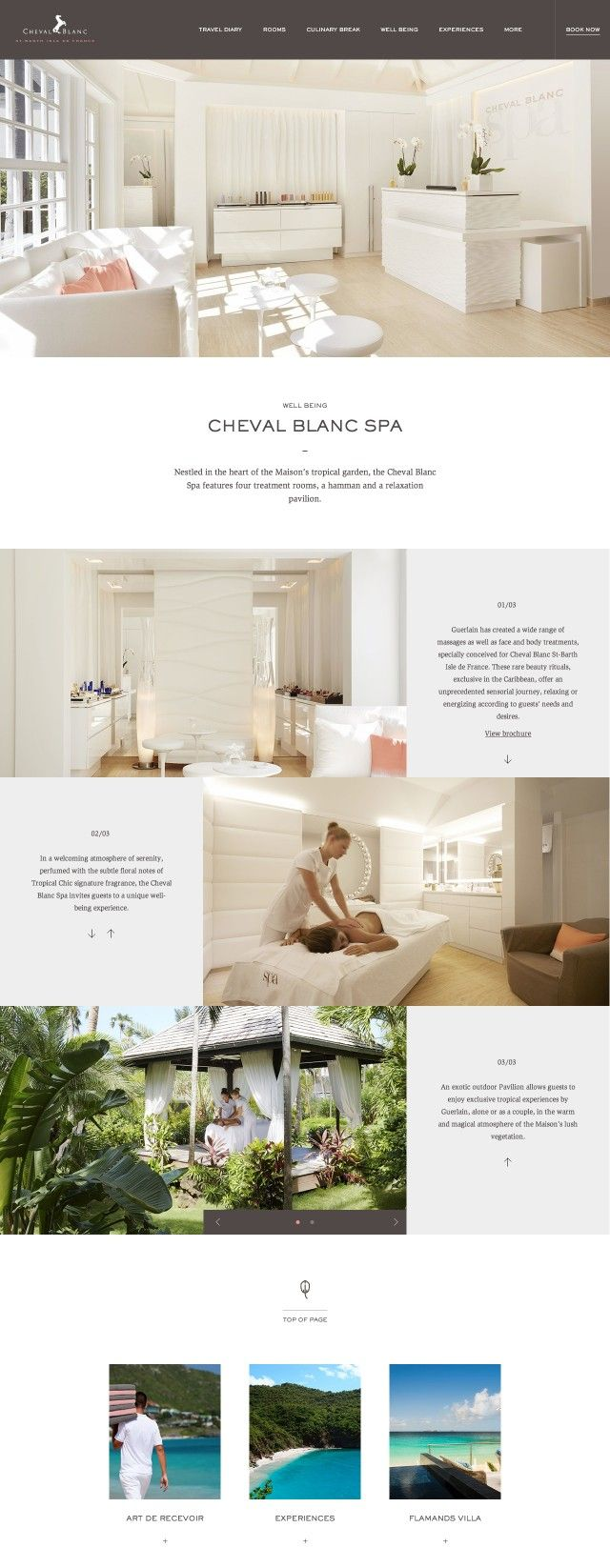 Charming Agency Dominionu0027s Design Team Reviews And Debates A Collection Of The Best  Hotel And Resort Website Part 4