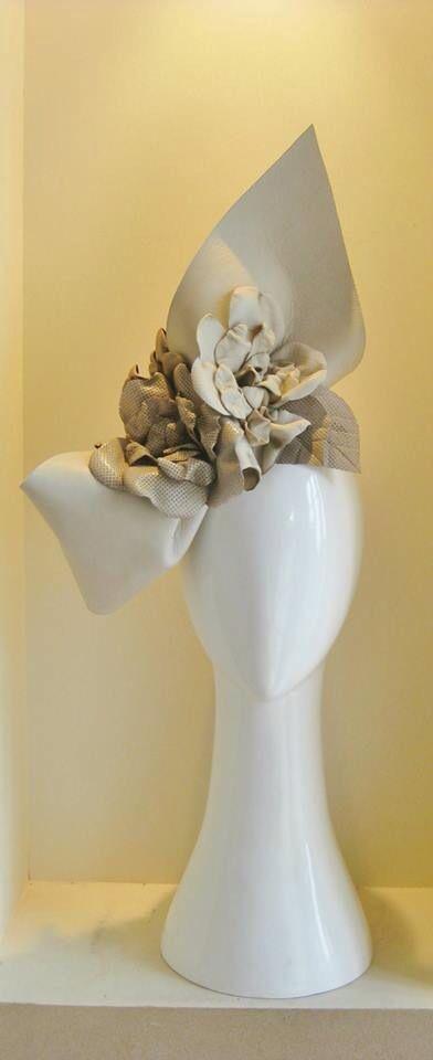 Jill & Jack Millinery Headpiece, POA