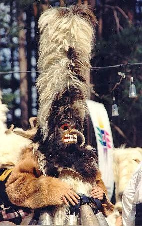 Kukeri (Bulgarian: кукери) is a traditional Bulgarian ritual for driving away the evil spirits. Every year around New Year and before Lent m...
