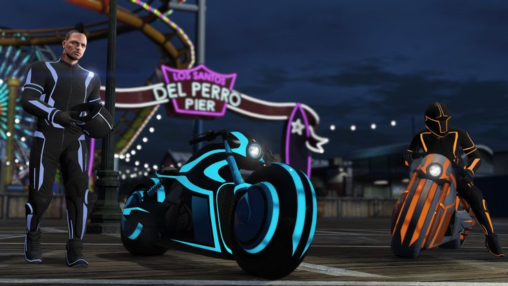 GTA Online brings the fight to the Game Grid with Tron-like lightcycle battles: The newest update to GTA Onlinedoesn't carry the general…
