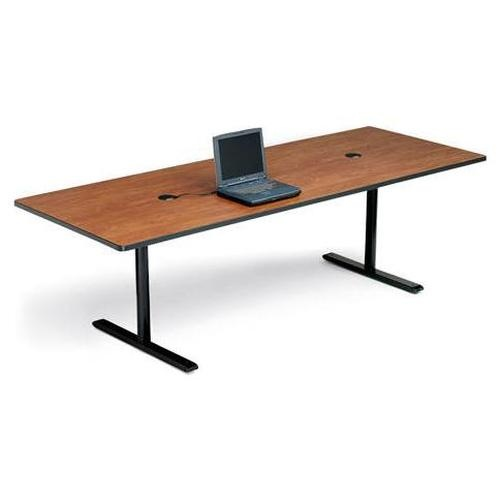 Bretford basic rec4220 cy conference table rectangle 10 ft for 10 ft conference table