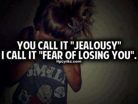 Quotes About Jealous Girlfriends. QuotesGram