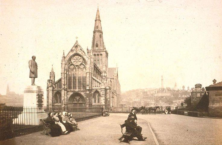 Thomas Annan - Glasgow cathedral, 1867
