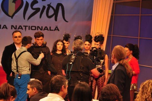 Cezar Ouatu in finala #eurovisionro