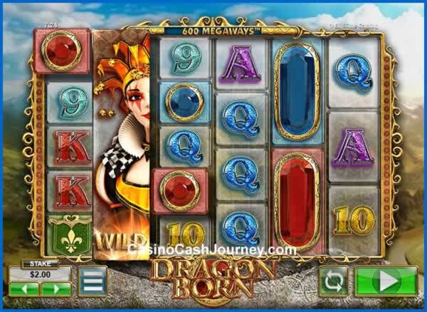Big Time Gaming is the first iGaming company in the world to come out with an online slot that offers no more or less than 117,649 ways to win. The new MEGAWAYS™ slot is called Dragon Born, and it's already available at casinos which are using NYX's OGS games platform. Read more at http://www.casinocashjourney.com/blog/btg-dragon-born-megaways-slot/