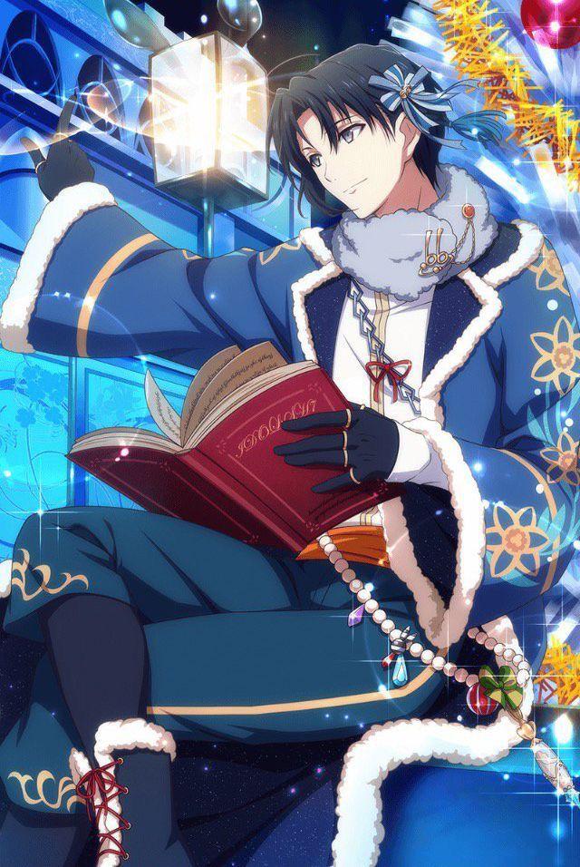 Pin by 白 雲 on idolish7 Anime music, Cute anime boy, Anime