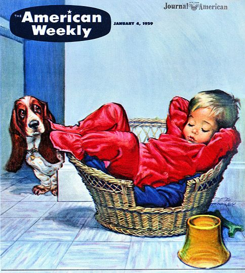 Plan59 :: Vintage Ads :: Mid-Century Modern :: Pete Hawley ...
