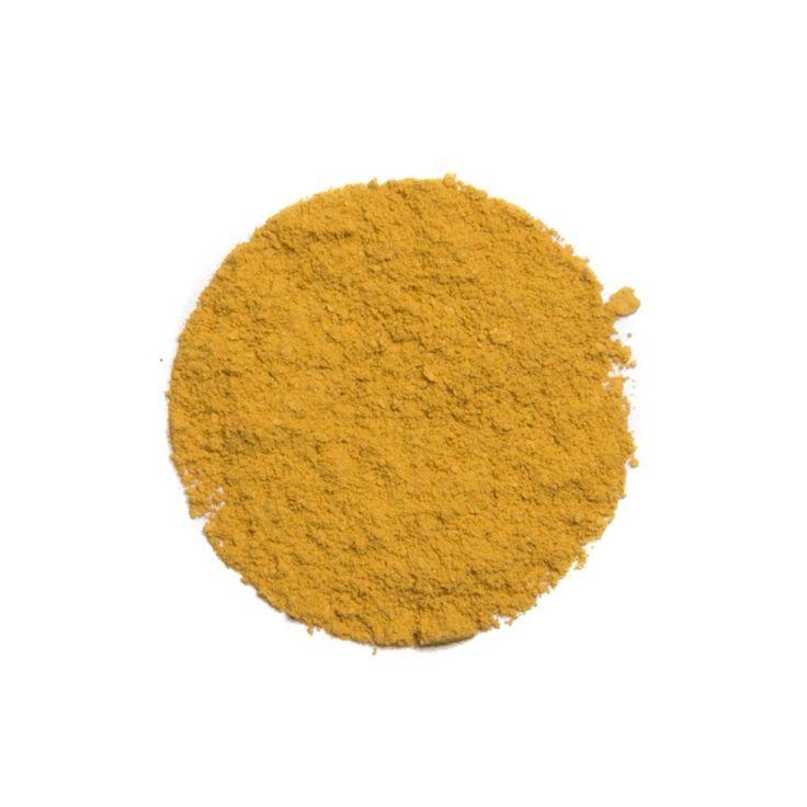 Ombre à paupières bio mate 106 Bouton d'Or