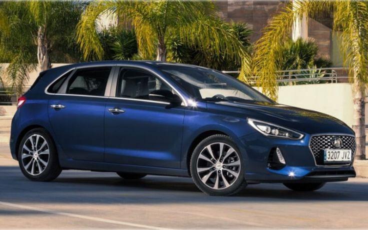 Новый Hyundai i30 привезут в Россию в конце лета